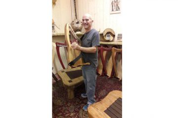 A new travel harp – Ready to go to Singapore